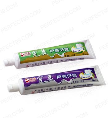 完美芦荟牙膏套